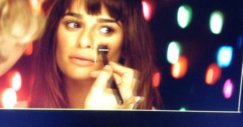 Lea Michele Video 6