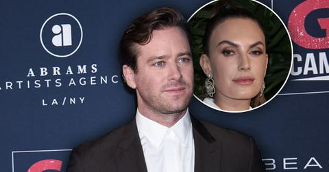 Armie Hammer Details His 'Seismic' Divorce From Elizabeth Chambers