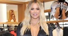 Khloe Kardashian Pregnant Feet