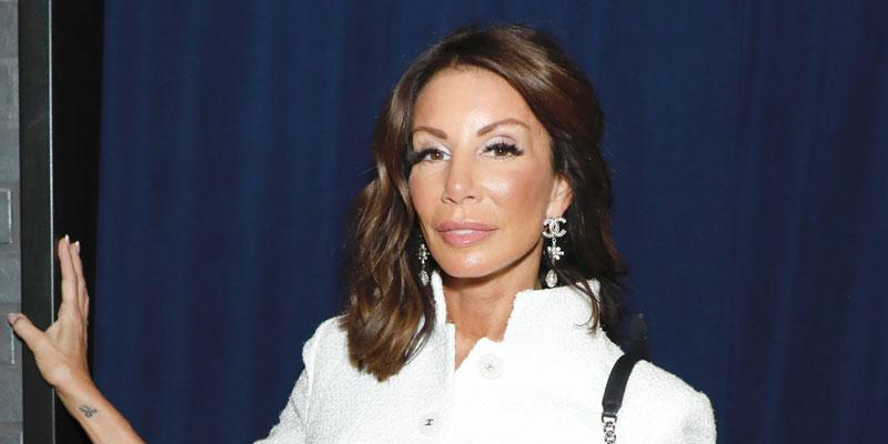 //Danielle Staub Breast Implant Removal PP