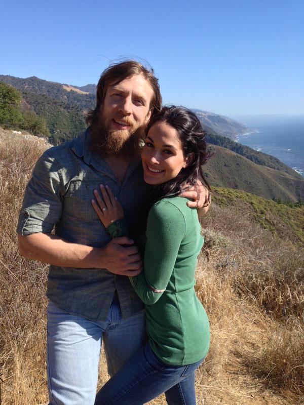 Brie bella daniel bryan engaged