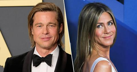 Brad Pitt To Reunite With Jennifer Aniston For Live Table Reading