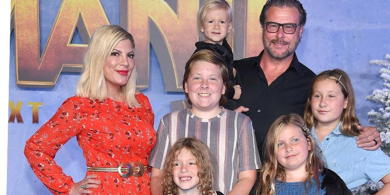 Tori Spelling Dean McDermott More Kids