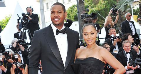 La La And Carmelo Anthony Divorce Looming