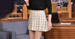 Emma stone skirt