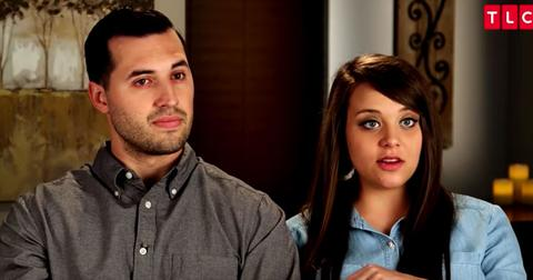 Jinger duggar husband jeremy vuolo shocking behavior caught on camera pp