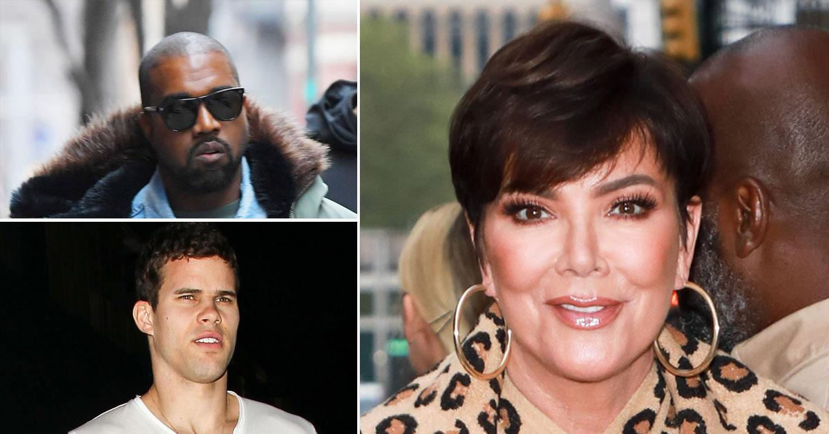 How Kris Jenner Destroyed The Men In Her Kardashian Klan