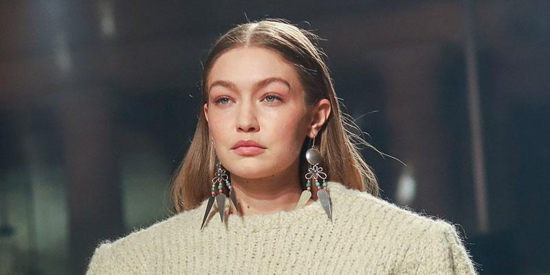 Gigi Hadid Shows Off Stunning Baby Bump In New Photos