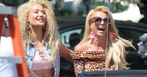 Britney spears pretty girls video
