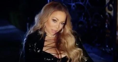 Mariah carey dont music video james packer breakup hero