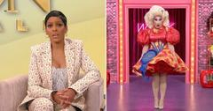 tamron hall sherry pie rupaul drag race backlash sexual assault pf