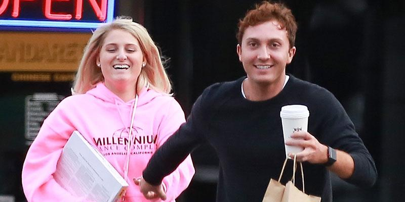 Meghan trainor daryl sabara shopping spree main