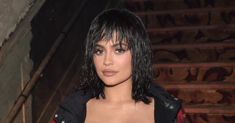 Kylie jenner flaunt magazine photoshoot