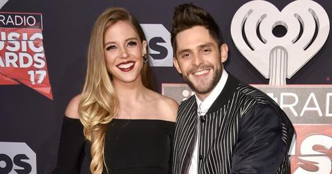 Thomas Rhett Wife Lauren Expecting Baby iHeartRadio Long