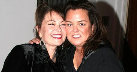 Rosie ODonnell Helping Roseanne Barr Rehab Image