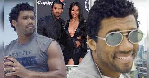 Ciara's Husband Russell Wilson Lands $140M NFL Contract