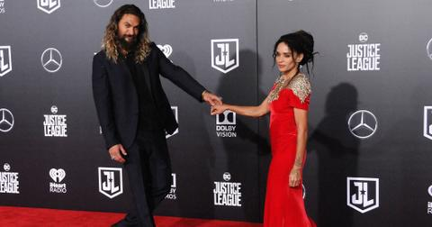 Lisa bonet jason momoa married red carpet wide