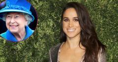 Prince Harry Girlfriend Meghan Markle Meets Queen Long