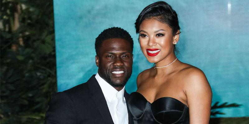 Kevin Hart's wife Eniko Hart Gives Birth to second child