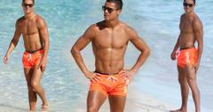 Cristiano ronaldo shirtless beach photos