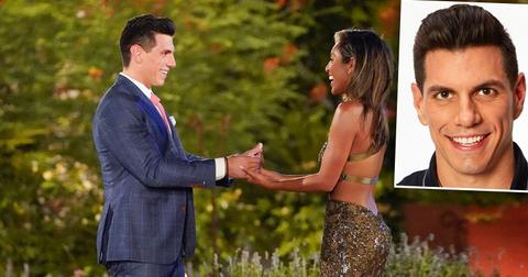 New 'Bachelorette' Contestant [Peter Giannikopoulos] Tests Positive For COVID-19
