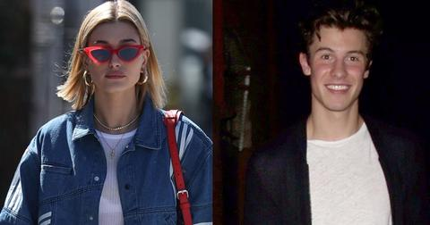 Shawn mendes hailey baldwin instagram official first photos together social media hero