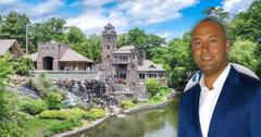 derek jeter lists greenwood new york castle celeb real estate pf