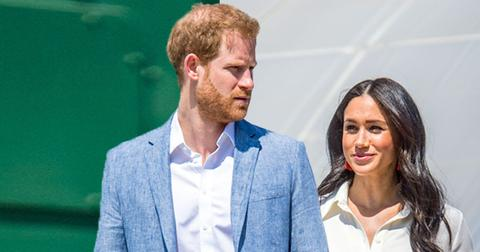 Prince Harry and Meghan Markle set to star in reality show