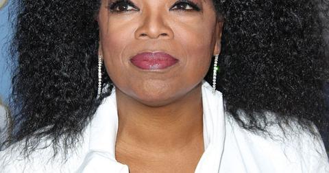 Oprah Whinefrey Headshot