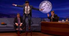 Joseph Gordon-Levitt on Conan