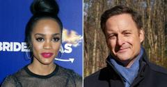 rachel lindsay reaction chris harrison step down host the bachelor franchise pf