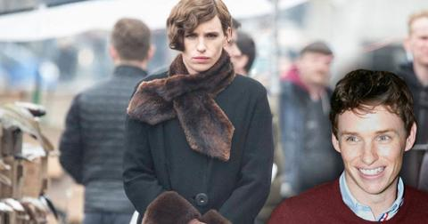 Eddie redmayne dressed women danish girl 10