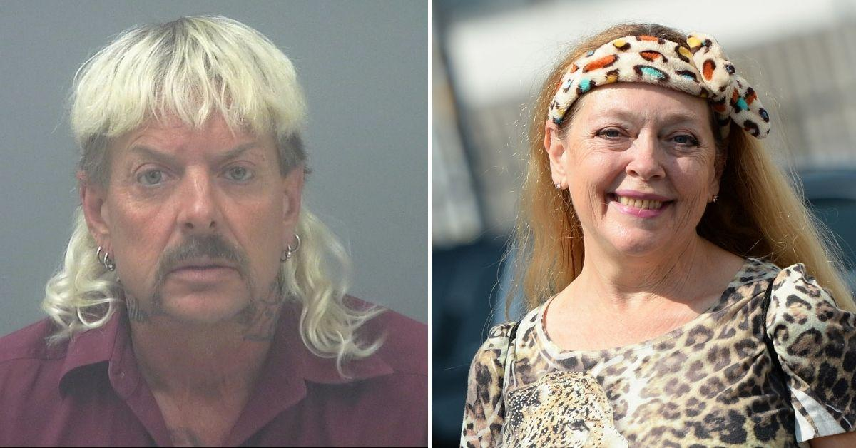 tiger king joe exotic accept carole baskin offer reduce prison sentence