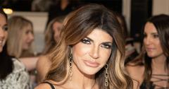 Teresa Giudice Leaves BravoCon Early