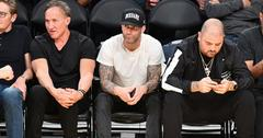 Denzel washington ariel winter adam levine basketball game main