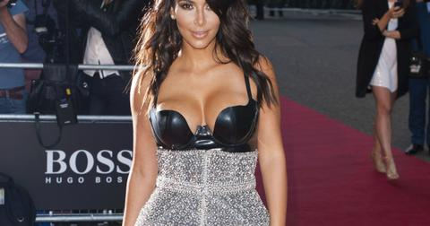 The Most Naked Dresses Of 2014 Kim Kardashian