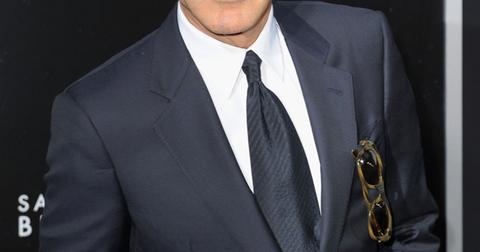 George Clooney Hotte