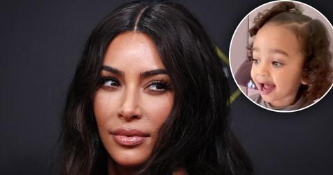 Kim Kardashian Shares Video Of Daughter Chicago Singing