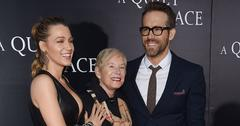 Blake lively ryan reynolds mom red carpet date main