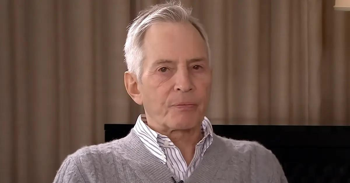 convicted killer robert durst on ventilator from complications with covid