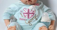 Baby George Doll