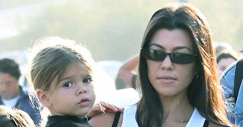 Kourtney Kardashian Reign Disick