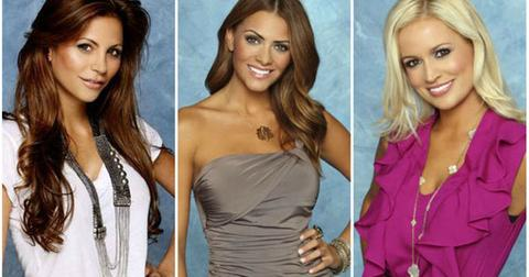 Gia Allemand Michelle Money Emily Maynard The Bachelor