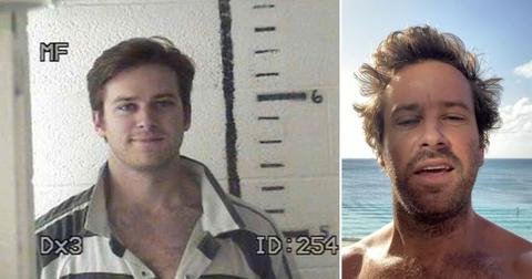 Embattled Actor Armie Hammer's Shocking Arrest