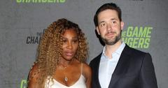 Serena Williams & husband Alexis Ohanian