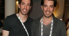 Drew Scott and Jonathan Scott, HGTV's Property Brothers and Brother Vs. Brother stars