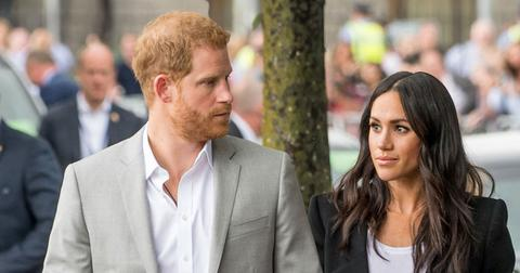 Prince Harry Second Guessing Leaving The Royal Family, Source Says