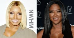 NeNe Leakes And Kenya Moore Fight End Feud