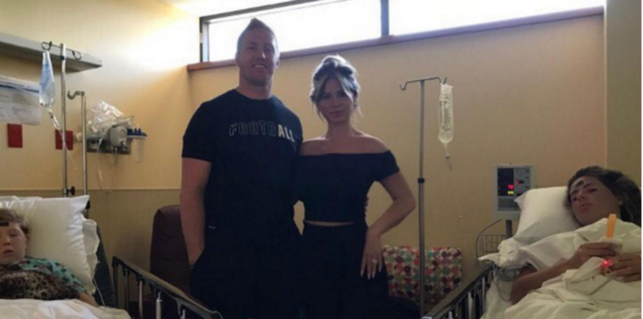 Kim Zolciak Two Kids In Hospital PHotos Hero