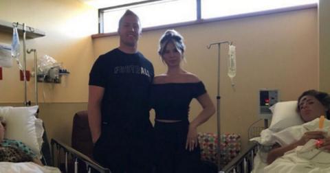 Kim Zolciak Two Kids In Hospital PHotos Hero